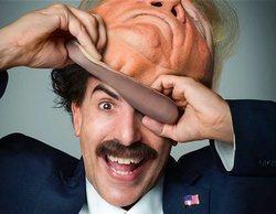"""Borat """"defiende"""" al abogado de Trump por su polémica escena en la secuela"""