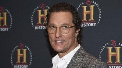 Matthew McConaughey revela que abusaron sexualmente de él a los 15 años