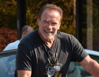 Arnold Schwarzenegger se recupera de una operación de corazón