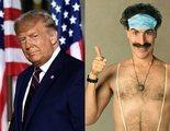 Donald Trump reacciona a 'Borat 2': Sacha Baron Cohen 'es un farsante'