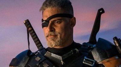 'Liga de la Justicia': Joe Manganiello ya luce un renovado look Deathstroke