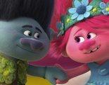 La taquilla española remonta gracias a 'Trolls 2: Gira mundial'