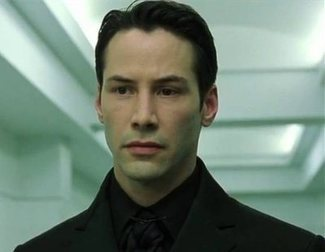 Keanu Reeves luce un corte de pelo muy familiar para 'Matrix 4'