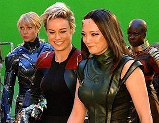 """La 'Vengadores' con personajes femeninos de Marvel """"es cuestión de tiempo"""""""