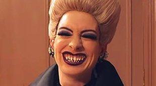 Así se hizo la transformación de Anne Hathaway en 'Las Brujas (de Roald Dahl)'