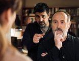 Cesc Gay y Javier Cámara estrenan 'Sentimental': 'Hay que mantener viva la cartelera'