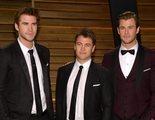 Liam Hemsworth celebra el 40 cumpleaños de su hermano Luke con una foto de los tres hermanos juntos