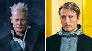 Mads Mikkelsen podría sustituir a Johnny Depp en 'Animales fantásticos 3'