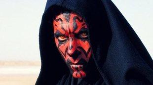 Darth Maul iba a ser el gran villano de la trilogía de George Lucas que no vimos