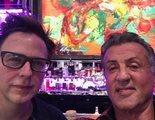 """Sylvester Stallone estará en 'El Escuadrón Suicida' y James Gunn lo confirma: """"Es un actor fantástico"""""""