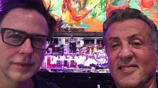 Sylvester Stallone estará en 'El Escuadrón Suicida' de James Gunn