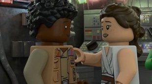 'Lego Star Wars: Especial Felices Fiestas' confirma cierta sospecha lanzada en 'El Ascenso de Skywalker'