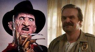 Robert Englund, Freddy Krueger en 'Pesadilla en Elm Street', se une a 'Stranger Things'