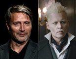 'Animales Fantásticos': Warner confirma a Mads Mikkelsen como sustituto de Johnny Depp