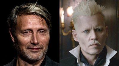 Ya es oficial, Mads Mikkelsen reemplaza a Johnny Depp en 'Animales Fantásticos'