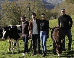 'Dos vacas y una burra', la película que reúne a Miguel Ángel Muñoz y Pablo Puyol