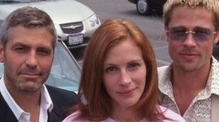 Cómo George Clooney convenció a Julia Roberts para que hiciera 'Ocean's Eleven'