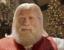 John Travolta recrea el baile de 'Pulp Fiction' vestido de Papá Noel