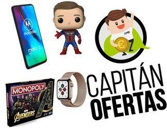 Las mejores ofertas del Cyber Monday 2020 en cine, series, merchandising y más