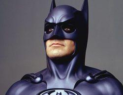 George Clooney responde a si su Batman aparecerá en 'The Flash'