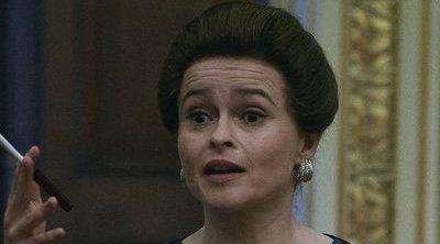 Helena Bonham Carter cree que 'The Crown' sí debería avisar de que es ficción