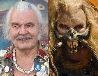 Muere Hugh Keays-Byrne, Immortan Joe en 'Mad Max: Furia en la carretera'