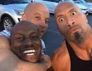 La Familia Fast se reconcilia: Tyrese Gibson y Dwayne Johnson hacen las paces