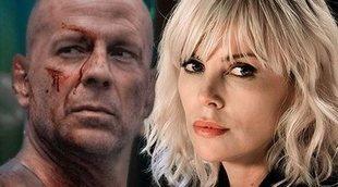 Charlize Theron quiere protagonizar un remake femenino de 'Jungla de cristal'