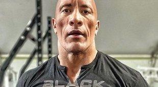 Dwayne Johnson luce unos brazos imposibles tras su entrenamiento para 'Black Adam'