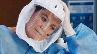 'Grey's Anatomy' y un montón de series más posponen el regreso al rodaje por el aumento de casos de COVID-19