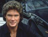 David Hasselhoff subasta su coche KITT de 'El auto increíble' y te lo entrega en persona