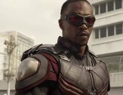 Anthony Mackie recibió un puñetazo de Will Smith