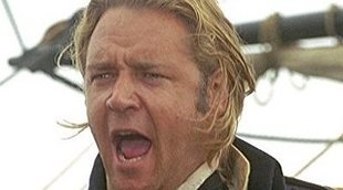 Russell Crowe responde a un hater de 'Master and Commander'