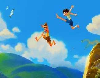 Así son Luca y Alberto, los personajes protagonistas de 'Luca', de Pixar