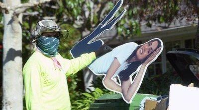 Casey Affleck habla de la foto viral del cartón de Ana de Armas
