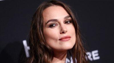 Keira Knightley no rodará más escenas de sexo con directores hombres