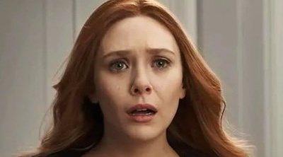 """Elizabeth Olsen habla sobre el """"villano"""" de 'Bruja Escarlata y Visión'"""
