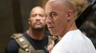 Vin Diesel deja caer cuándo vuelve Dwayne Johnson a 'Fast & Furious'