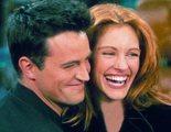 Un fax y física cuántica: Así consiguió Matthew Perry que Julia Roberts apareciera en 'Friends'