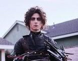 'Eduardo Manostijeras': Tim Burton reacciona al anuncio secuela protagonizado por Timothée Chalamet