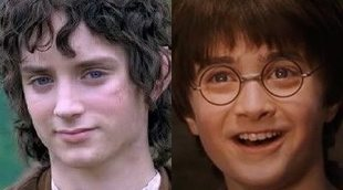 Elijah Wood y Daniel Radcliffe hablan de 'El Señor de los Anillos' y 'Harry Potter'