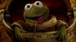 La Rana Gustavo a lo Baby Yoda celebra que los Muppets están en Disney+