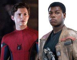 Tom Holland hizo el casting para el papel de Finn en 'Star Wars'