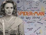 'Spider-Man 3' esconde una referencia a 'Bruja Escarlata y Visión' en el anuncio de su título