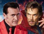 Bruce Campbell parece haber confirmado su cameo en 'Doctor Strange en el multiverso de la locura'