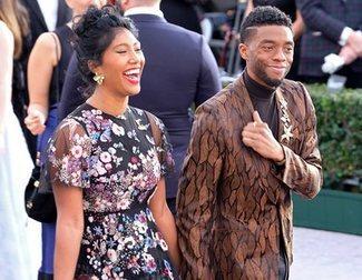 El emotivo discurso de la viuda de Chadwick Boseman en los Globos de Oro
