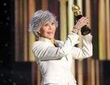 Globos de oro 2021: Jane Fonda acusa a Hollywood de tener miedo a la diversidad  en su potente discurso