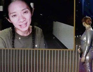 En 2021, Chloé Zhao es la segunda mujer en ganar el Globo de Oro a en dirección