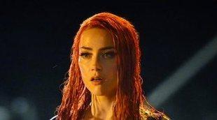 Amber Heard no ha sido despedida de 'Aquaman 2'