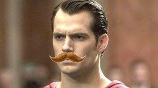 Se filtran imágenes de Henry Cavill con bigote en 'Liga de la Justicia'